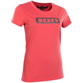 ION Seek DriRelease Koszulka z krótkim rękawem Kobiety, różowy